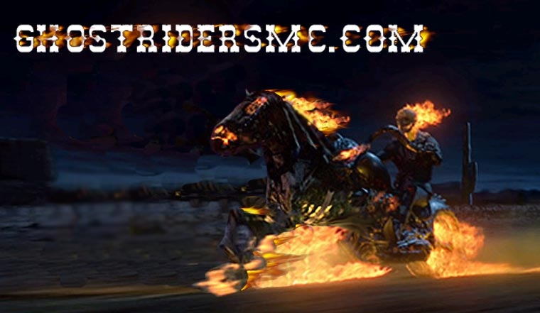 Ghostriders M/C since 1949